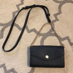 Michael Kors phone wallet clutch